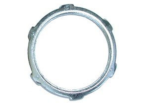 Locknut, UL Listed, Conduit, Steel 1/2 Inch-0