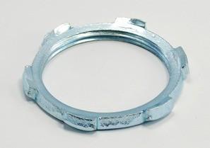 Locknut, UL Listed, Conduit, Steel 1-1/4 Inch-0
