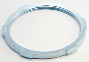 Locknut, UL Listed, Conduit, Steel 5 Inch-0
