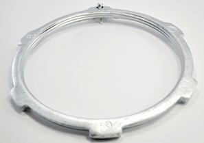 Locknut, Bonding, Steel, Size 6 Inch-0