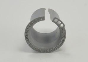 Liner, Lock - A, Polypropylene, Size 1/2 Inch-0