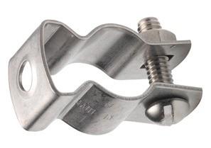 Hanger, Conduit, Steel, Bolt & Nut, Trade Size 4-0