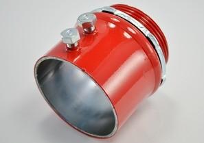 "2-1/2"" Fire Alarm EMT Connector, Steel-0"