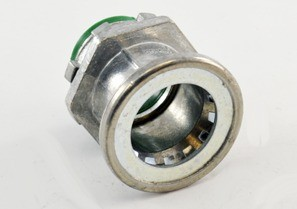 "Mighty-B® PUSH-EMT® Fittings - 3/4"" Mighty-Bite® Connector, Insulated.-0"
