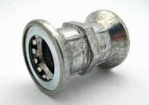 "Mighty-B® PUSH-EMT® Fittings - 3/4"" Mighty-Bite® Coupling.-0"