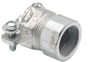 Coupling, Combination, Malleable Iron, Flex Size 3/8 Inch-0