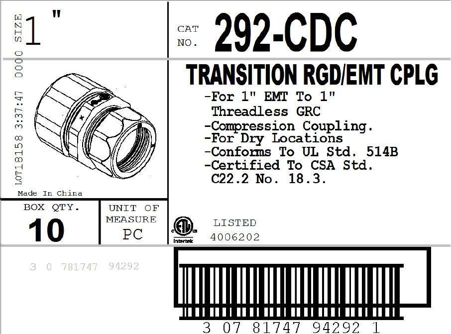 CDC GRP-7