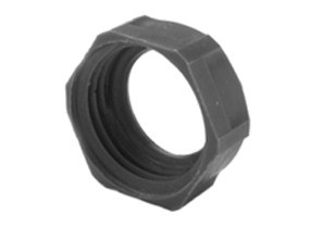 Bushing, Plastic - 150 Degrees C, Size 1/2 Inch-0