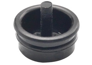 Pull Cap, Polyethylene, Size 1 Inch-0