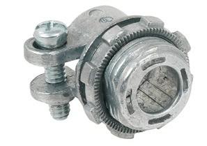 Connector, Squeeze, Zinc Die Cast-0