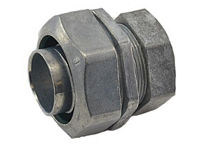 LTFMC Coupling, Combination, Zinc Die Cast, Size 1 Inch-0