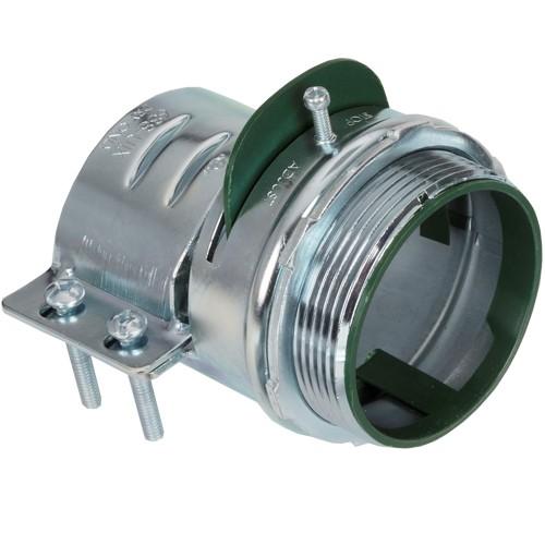 Connector, MC-FLEXFIT™, Adjustable Endstop, MC Feeder Cable, Two Screw-1