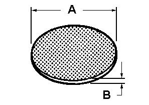 Bushing Penny, Steel, Size 1 Inch-1