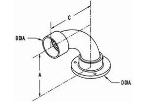 Concrete Slab Elbow-1