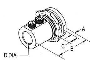 """1"""" Mighty-Bond® Enclosure Grounding and Bonding Connector-1"""