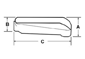 Conduit Body, Mogul, Aluminum, Size 1 1/2 Inch-1