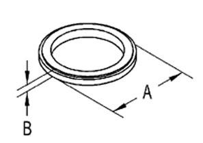 """2-1/2"""" Sealing Ring-1"""