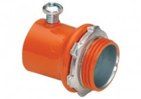 Recommended products - Orange Set Screw EMT Connector, Steel