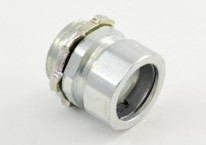 Recommended products - Connector, compression, steel 1/2