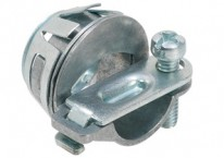 Recommended products - Snap-In NM connector, Strap, Single Screw, Zinc Die Cast, Oval Cable