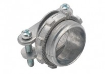 Recommended products - Connector, Strap, Two Screw, Zinc Die Cast, Oval Cable, Size K.O. 1 Inch
