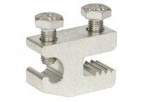 Recommended products - Bridgeport Fittings ALI-SLR is an Aluminum and Copper Lay-in Lug that was designed for use with Solar racking and support structures of 1/4
