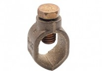 Recommended products - Clamp, Grounding Rod, Direct Burial, Bronze, Ground Pipe Grounding Electrode Size 1/2 Inch