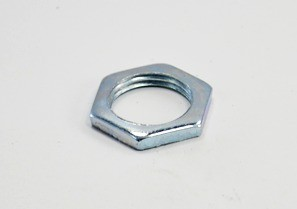 Locknut, Conduit, Steel, Size 3/8 Inch