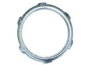 Locknut, UL Listed, Conduit, Steel 1/2 Inch