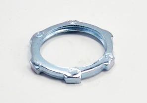Locknut, UL Listed, Conduit, Steel 3/4 Inch