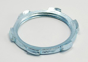 Locknut, UL Listed, Conduit, Steel 1-1/4 Inch