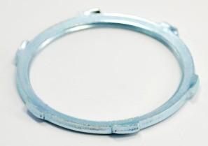 Locknut, UL Listed, Conduit, Steel 2-1/2 Inch