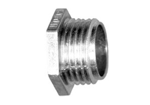 Nipple, Conduit, Zinc Die Cast, Size 3/4 Inch