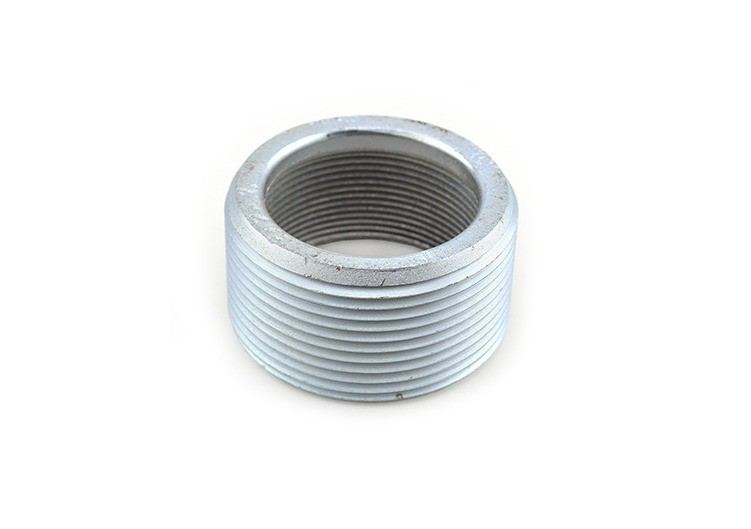 Bushing, Reducing, Malleable Iron, Size 2 1/2 - 2 Inch
