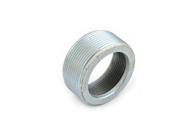 Bushing, Reducing, Malleable Iron, Size 3 - 2 1/2 Inch
