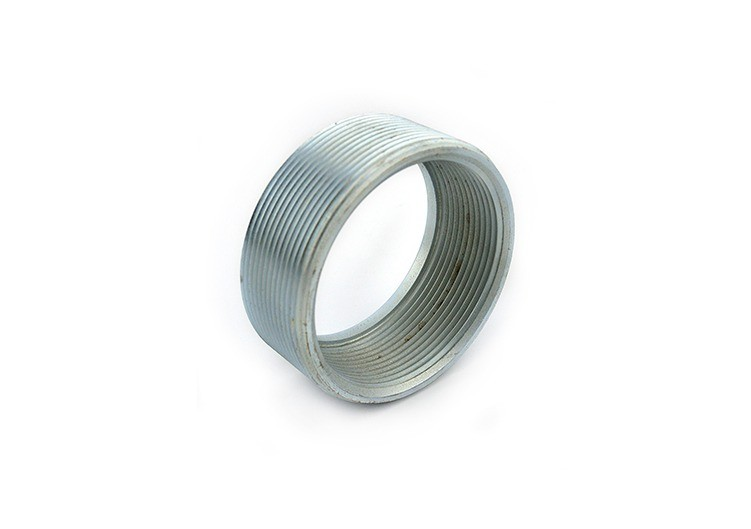 Bushing, Reducing, Malleable Iron, Size 4 - 3 1/2 Inch
