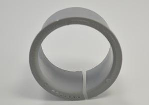 Liner, Lock - A, Polypropylene, Size 2 Inch
