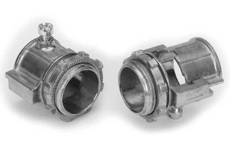 "Mighty-Align® DC2SLP Series Slip 1 1/2"" EMT Connectors"
