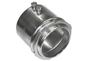 Connector, Set Screw, Steel, Size 2 1/2 Inch