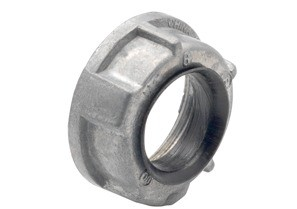 Bushing, Insulated, Zinc Die Cast, Size 2 Inch