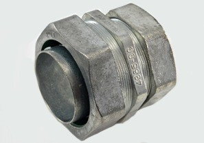 LTFMC Coupling, Combination, Zinc Die Cast, Size 2 Inch