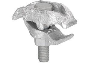 "2"" Parallel type conduit clamp for Rigid, IMC and EMT conduit."