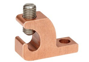 "Bridgeport Fittings CLI-20 is a Copper Lay-in Lug that was designed for use with all grounding applications. The CLI-20 is CSA certified and UL listed for direct burial. For use with Copper Conductors #4-#14 AWG. Requires 1/4"" mounting hardware."