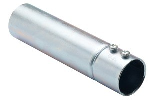 """Mighty-Move® Expansion Coupling 1-1/4"""" Steel expansion coupling for EMT"""