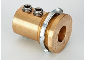 """1"""" Mighty-Bond® Enclosure Grounding and Bonding Connector"""