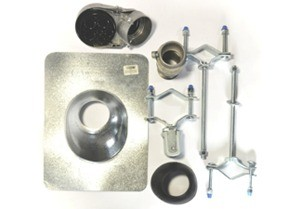 """2-1/2"""" Service Entrance Kit with Reducer"""
