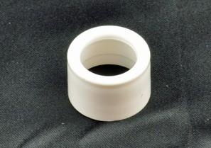 Bushing, Insulating, Polyethylene, Trade Size 1/2 Inch