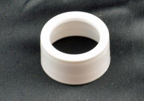 Bushing, Insulating, Polyethylene, Trade Size 3/4 Inch