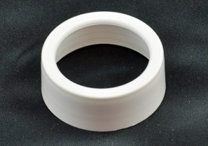 Bushing, Insulating, Polyethylene, Trade Size 1 1/4 Inch