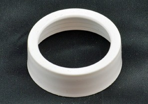 Bushing, Insulating, Polyethylene, Trade Size 1 1/2 Inch